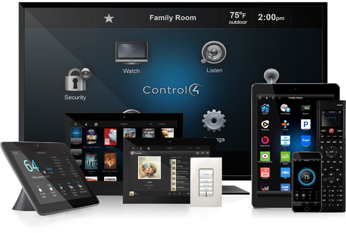 Sound FX helps you take control of your entire home