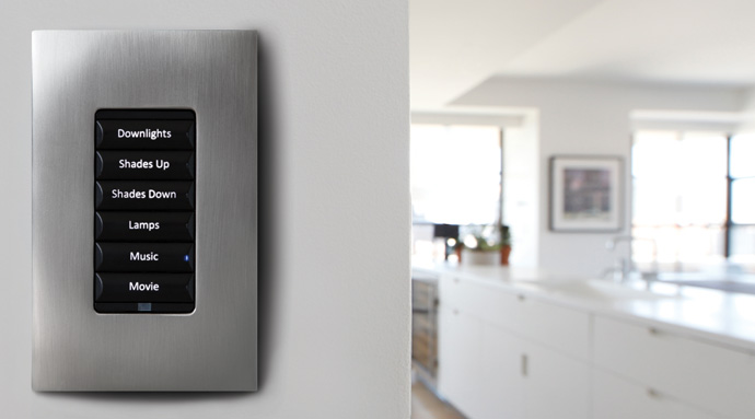 Control Your Home with Control4 Light Switches