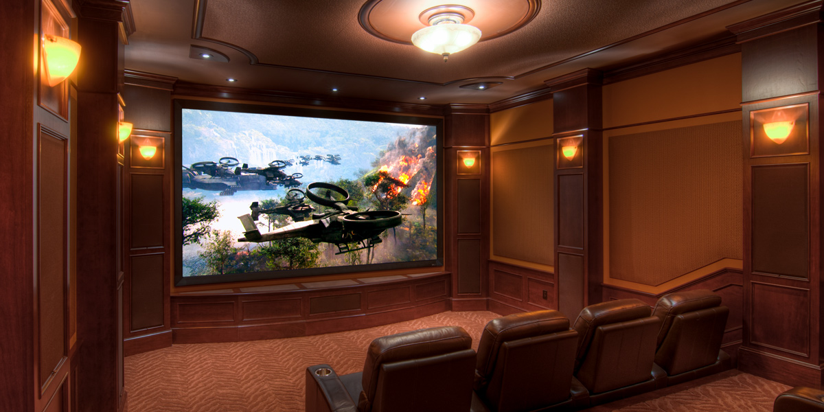 Design the custom home theater of your dreams with SoundFX