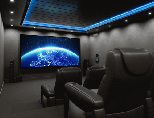 SoundFX Home Theater Systems